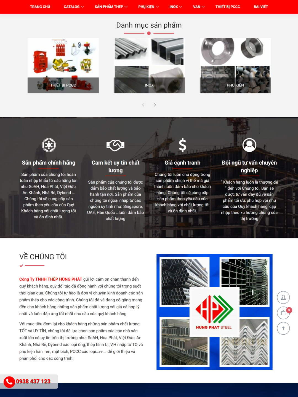 Dự án website
